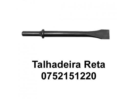 Cinzel Talhadeira Longo Redondo para Martelete MXT-1513 Maxx Tools