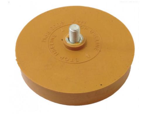 Roda de Borracha Lisa 87mm para Removedor de Adesivos MXT-0632 Maxx Tools