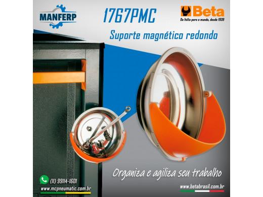 Suporte Magnético Redondo 1767PMC Marca Beta