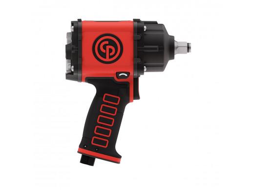 """CP7755 - Chave de Impacto 1/2"""" Pneumática Pistola Chicago Pneumatic"""