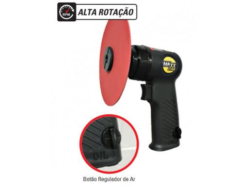 """MXT-0362A – Lixadeira 3"""" Pneumática de Alta Rotação"""