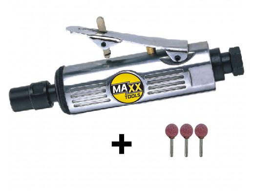 """MXT-0611BKB – Retífica 1/4"""" Pneumática Reta Maxx Tools"""