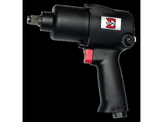 """SGT-0520 - Chave de Impacto 1/2"""" Pneumática Pistola Sigma Tools"""