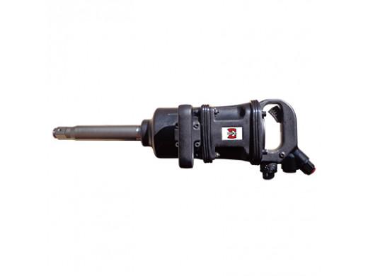 """SGT-0563 - Chave de Impacto Eixo Longo 1"""" Pneumática Reta Sigma Tools"""