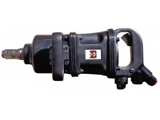 """SGT-0563 - Chave de Impacto Eixo Curto 1"""" Pneumática Reta Sigma Tools"""