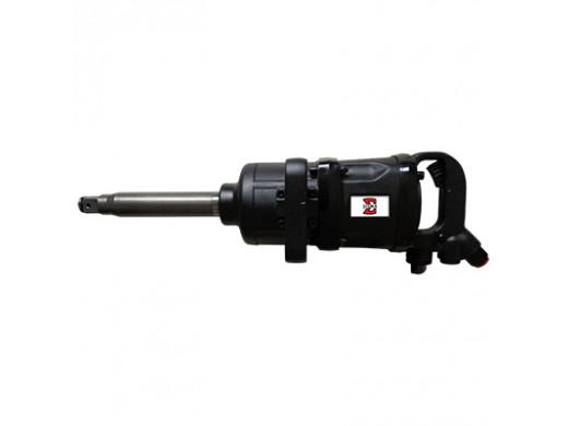 """SGT-0564 - Chave de Impacto Eixo Longo 1"""" Pneumática Reta Sigma Tools"""