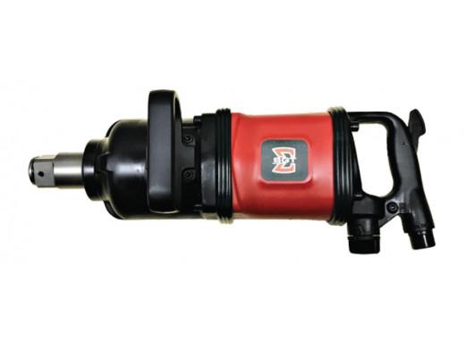 """SGT-0575C - Chave de Impacto Eixo Curto 1.1/2"""" Pneumática Reta Sigma Tools"""