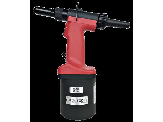 "SGT-0723 –  Rebitador 1/4"" HidroPneumático Sigma Tools"