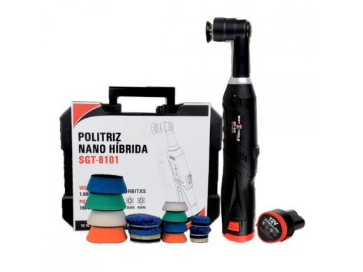 SGT-8101 - Politriz Nano Hibrida á Bateria 12V - 180W Sigma Tools