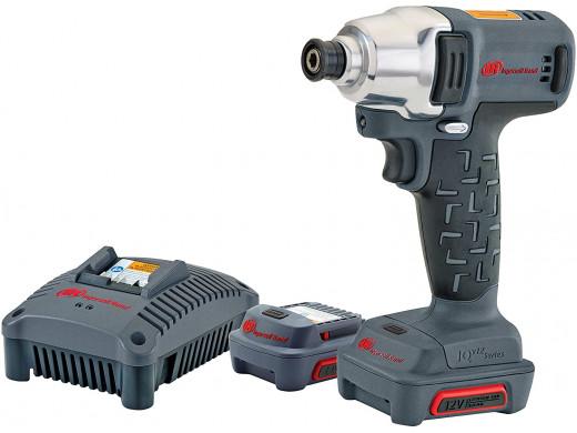 "W1110-K2 Chave de Impacto Kit  à Bateria 12V Sextavado 1/4"" Ingersoll Rand W1110-K2"