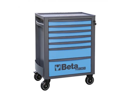 Carro de ferramentas com 7 gavetas Azul RSC24/7-B Beta